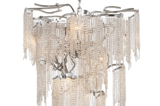 Victoria Chandelier Conical  von  Brand van Egmond