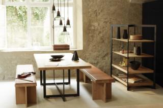 bulthaup b Solitaire Tisch & Bank  von  bulthaup