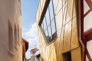 TECU® GOLD, Museum, Duderstadt, Germany  by  KME