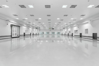 Clean room lighting  by  Lindner Group