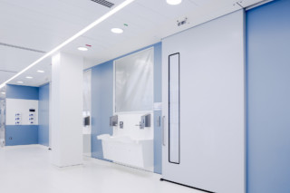 Clean room partitions   by  Lindner Group