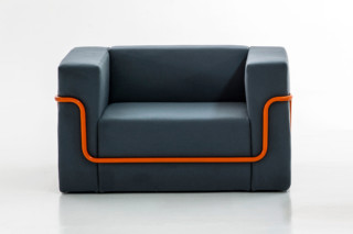 Conduit armchair  by  Moroso