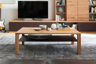 cubus coffee table  by  TEAM 7