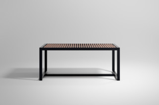 DNA Teak table  by  Gandia Blasco
