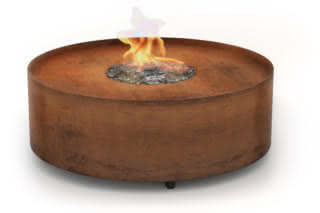 Galio Fire Pit Corten  by  Planika