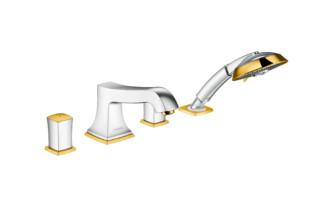 Metropol Classic 4-hole bath mixer zero  by  Hansgrohe
