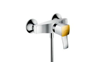 Metropol Classic Shower Mixer exposed  by  Hansgrohe