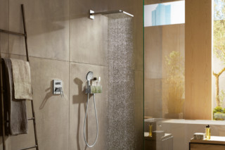 Raindance E over head shower, Ø300  by  Hansgrohe