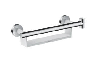 Unica Comfort grab handle   by  Hansgrohe