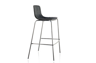 Lapala hand-woven barstool C599T  by  Expormim