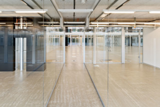 Glass partition Lindner Life   by  Lindner Group