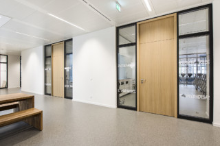 Lindner Plus wooden door leaf  by  Lindner Group