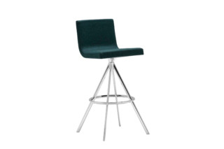 Lineal Comfort stool  by  Andreu World