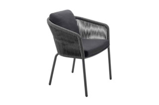 Loop dining chair  by  solpuri