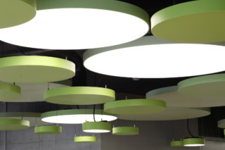 LUMEO® LED Illuminated Surfaces  by  durlum