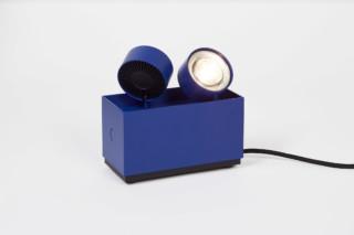 wittenberg 4.0 free-standing spotlight wi4-bod-2e-hb  »parkett«  by  mawa design