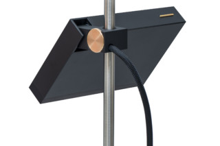 FlatBoxLED Floor Lamp  by  MawaDesign