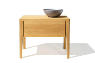 mylon bedside cabinet  by  TEAM 7
