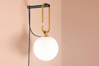 nh1217 wall  by  Artemide