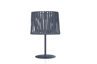 Oh Lamp hand-woven table lamp C024T  by  Expormim