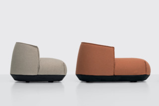 Brioni daybed  by  Kristalia
