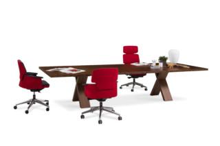 Partita Konferenztisch  von  Koleksiyon