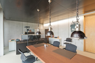 Plafotherm®加热和冷却天花板由Lindner集团