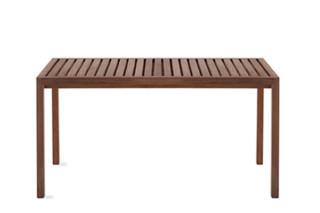 PLAZA table  by  Roda