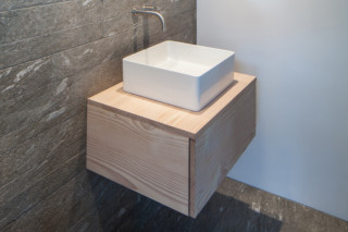 Douglas/Oak custom furniture  by  Pur Natur