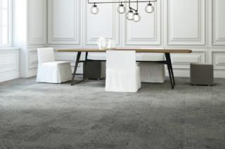罗马地砖由实物地毯制成