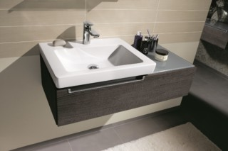 Vanity washbasin Subway 2.0 7176D2  by  Villeroy&Boch Bath&Wellness