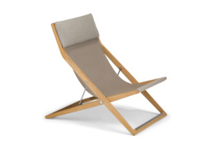 SEAYOU deck chair  by  DEDON