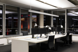 LED-Linargo cord luminaire direct/indirect  by  ADO Lights