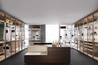 Storage Dressing room  by  Porro