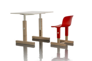 Little BIG table  by  Magis