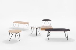 STUDIO side tables  by  Bene
