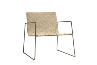 Trenza armchair  by  Andreu World
