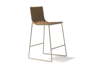 Trenza bar stool  by  Andreu World