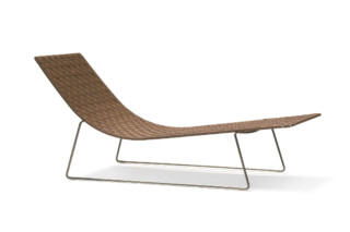 Trenza chaise longue  by  Andreu World