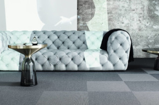 Web Uni 400 carpet tile  by  OBJECT CARPET