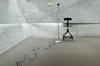 Web Uni 400 rug  by  OBJECT CARPET