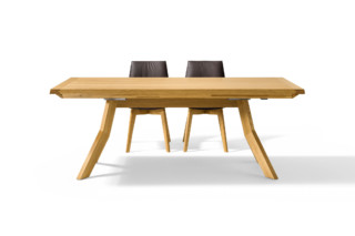yps extendable table  by  TEAM 7
