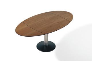 1136-III Titan oval wood / stone  by  DRAENERT