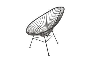Acapulco Chair Classic Negro  von  ACAPULCO DESIGN