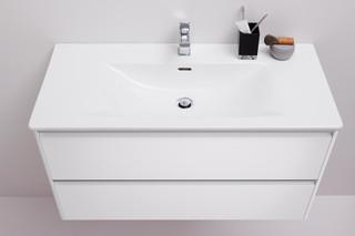 Palace washbasin 'Slim'  by  Laufen
