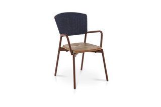 PIPER Dining Stuhl  von  Roda