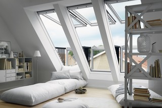 Roof Terrace  by  VELUX