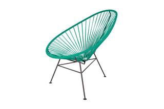 Acapulco Chair Classic Verde Nautico  von  ACAPULCO DESIGN