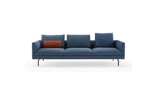 1333 FLAMINGO Sofa  von  Zanotta