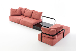 Soft Props Sofa  by  Cassina